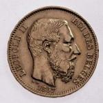 marengo belgio 1867 leopoldo II