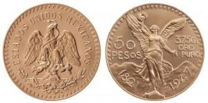 50 pesos messico