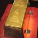 lingotti d'oro piu grande