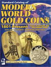 modern world gold coins