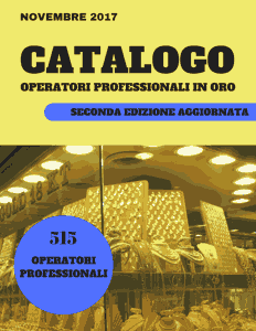 catalogo operatori professionali 2017